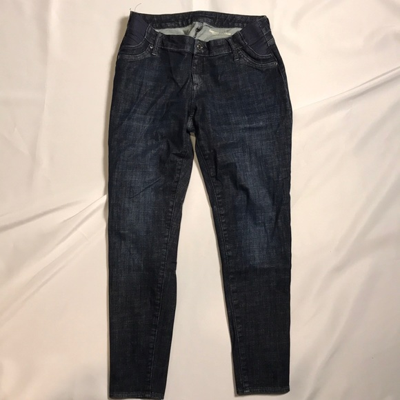GAP Denim - GAP Maternity 31 True Skinny Jeans Dark Stretch!